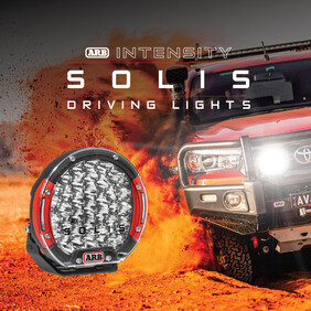 Intensity Solis LED Driving Lights